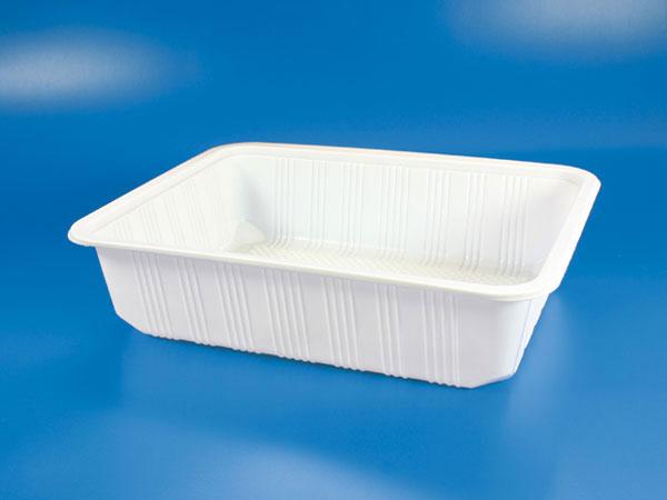Microwave Frozen Food Plastic - PP 5.5cm-High Sealing Box
