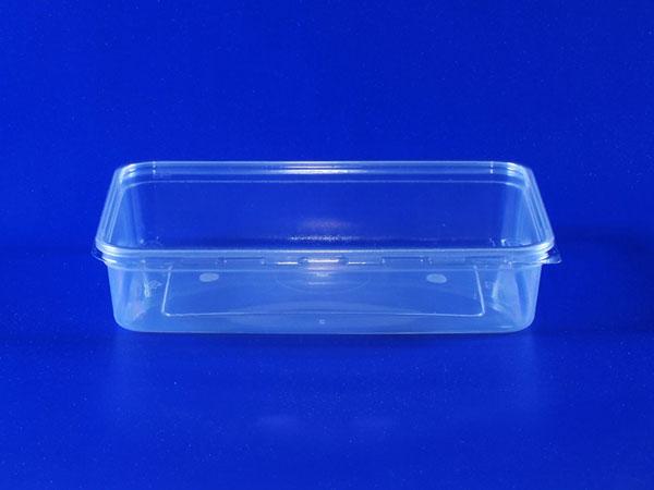 0.5 Liter na Plastik na Proteksyon sa Kapaligiran ng Malapad na Bibig ng Bibig (PP + PET)