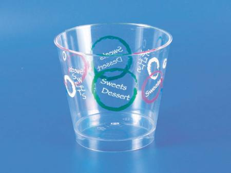Plastik - PS Dessert Mousse Cup - Mga Lupon - PS Plastic Dessert Mousse Cup - Mga Lupon