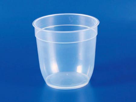 170g 플라스틱 - PP 베이킹 푸딩 컵 - 170g 플라스틱-PP 베이킹 푸딩 컵