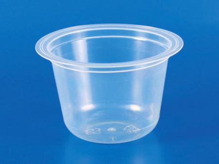 180 ग्राम प्लास्टिक - पीपी जेली राउंड कप - 180 ग्राम प्लास्टिक-पीपी जेली राउंड कप