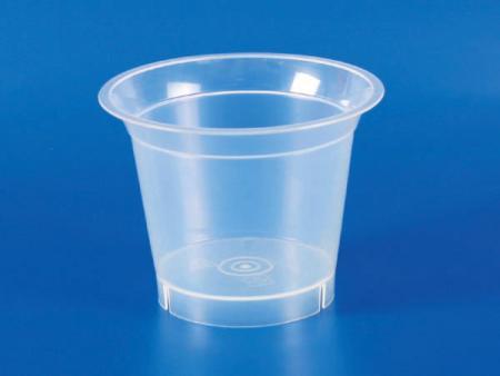 150gプラスチック-PPスピーカープディングカップ - 150gプラスチックPPスピーカープリンカップ