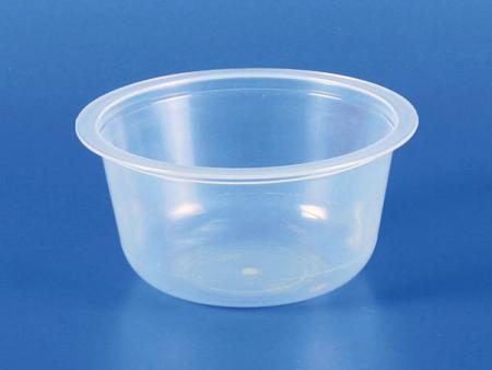 110 ग्राम प्लास्टिक - पीपी जेली कप - 110 ग्राम प्लास्टिक-पीपी जेली कप