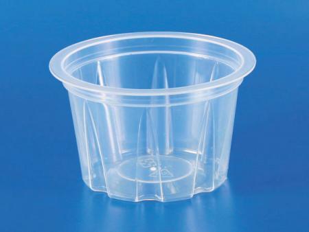 130 جرام بلاستيك - كوب جيلي PP - 130 جرام كأس جيلي بلاستيك PP