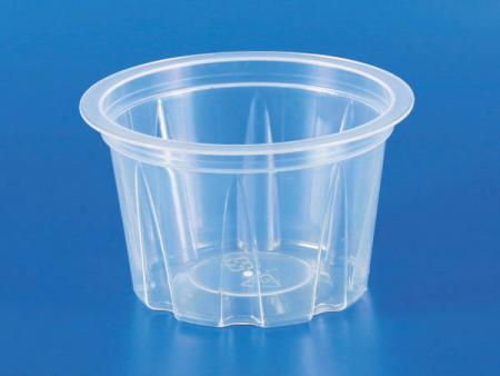 130g plastique - PP Jelly Cup