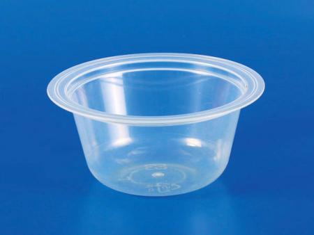 130g 플라스틱 - PP 젤리 컵 - 130g 플라스틱-PP 젤리 컵