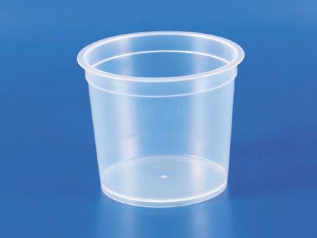 180 جرام بلاستيك - كأس كعكة الأرز PP - كوب كيك أرز بلاستيك 180 جرام