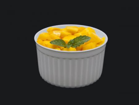 Baked Pudding Plastic-PP Cup