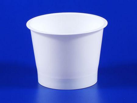 Yogurt Cup White