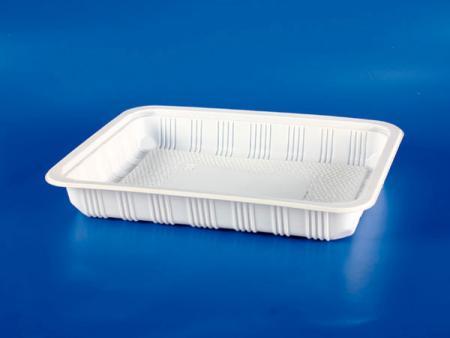 Plastique pour aliments surgelés pour micro-ondes - PP 3cm - Boîte haute scellée - Plastique pour aliments surgelés pour micro-ondes - PP 3cm - Boîte haute scellée