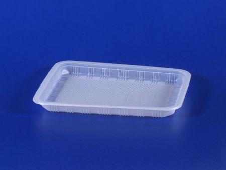 전자 레인지 냉동 식품 플라스틱 - PP 2cm - 높은 밀봉 상자 - 전자 레인지 냉동 식품 플라스틱 - PP 2cm - 높은 밀봉 상자
