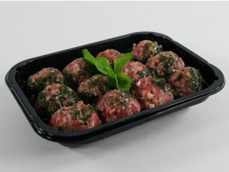 PP Micartz / Frozen Food Plastic Sealing Food Box