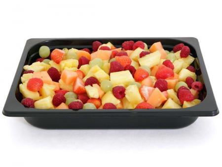 PP微波冷凍食品封口盒