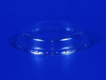 Φ75プラスチックPET凸型フラットリッド - Φ75プラスチックPET凸型フラットリッド