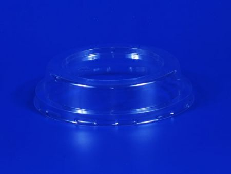 Φ100プラスチックPET凸蓋 - Φ100プラスチックPET凸蓋