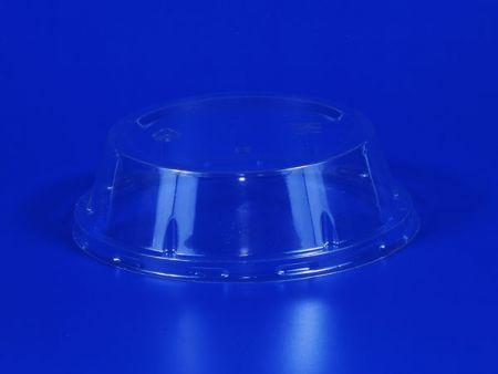 Φ97Couvercle convexe PET en plastique