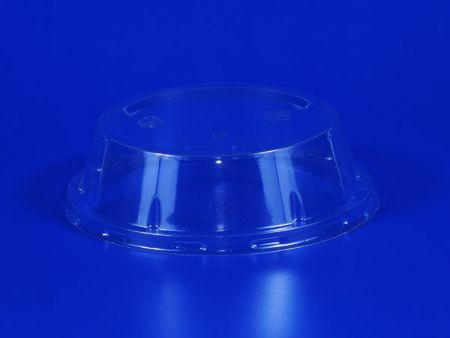 口徑97塑膠PET透明凸蓋 - 口徑97塑膠PET透明凸蓋
