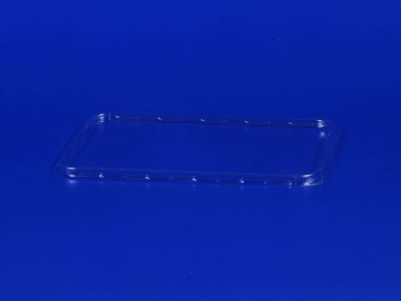寬口盒 178 x 124 PET平蓋 - 寬口盒 178 x 124 PET平蓋