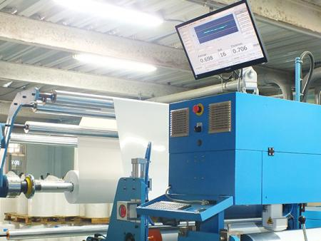 興化成塑膠容器服務生產流程—皮料厚度控制