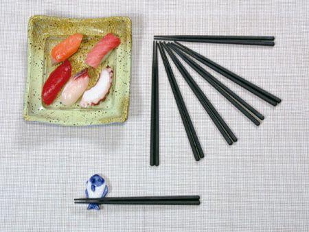 Plastic PBT chopsticks - Plastic PBT chopsticks