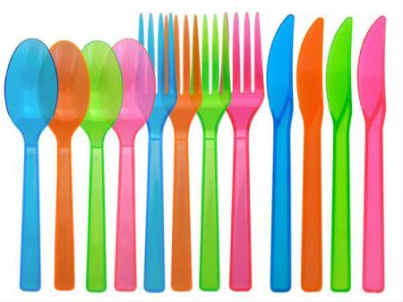 Couteau, fourchette, cuillère série