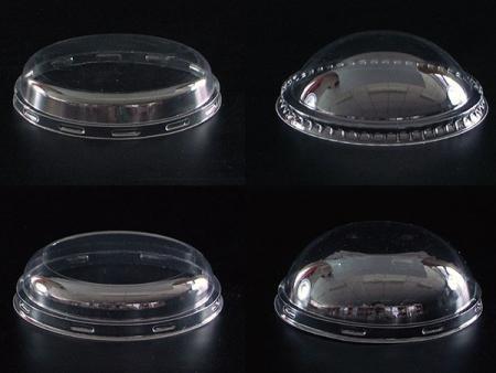Série de couvercles en plastique