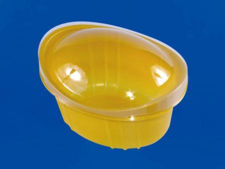 प्लास्टिक युआनबाओ कप - बड़ा 360ML - प्लास्टिक युआनबाओ कप - छोटा (पीपी + पीईटी) १३६०एमएल