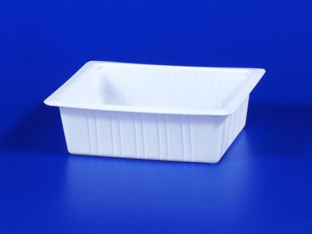PP microwave frozen food TOFU plastic 500g sealing box - PP microwave frozen food TOFU plastic 500g sealing box