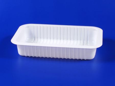 PP microwave frozen food TOFU plastic 620g-2 sealing box - PP microwave frozen food TOFU plastic 620g-2 sealing box