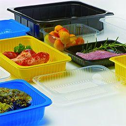 Boîte d'emballage pour aliments surgelés au micro-ondes