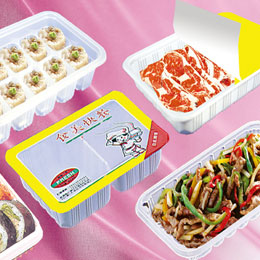 Microwave Frozen Food Sealing Box