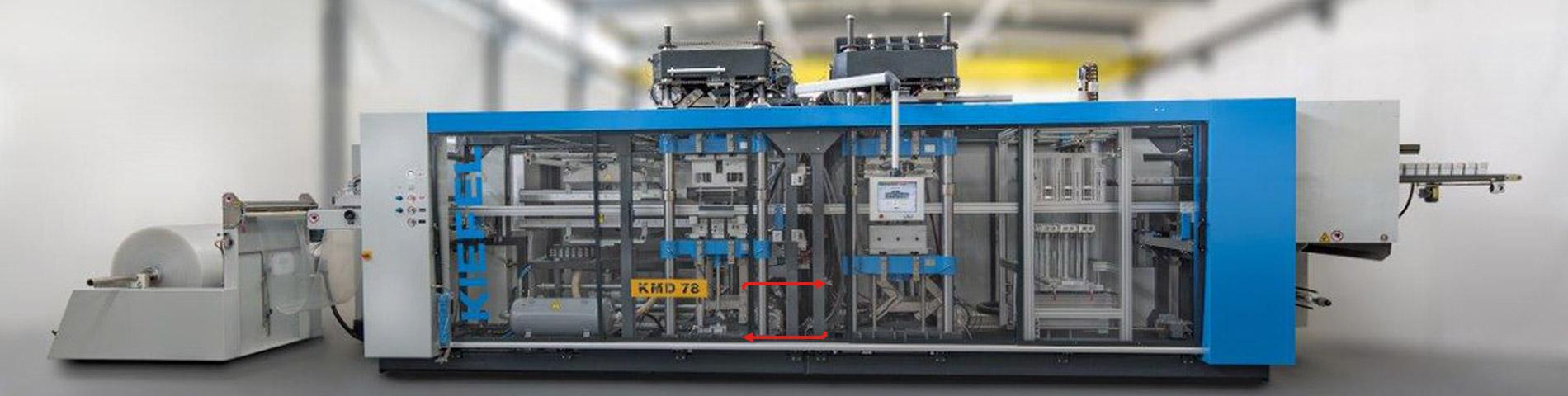 L'usine de contenants alimentaires en plastique scellable digne de confiance