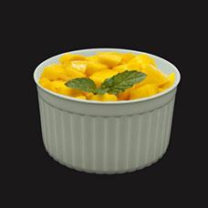 Tasse de yaourt en PP