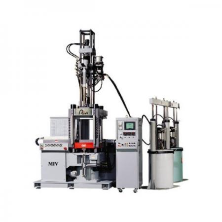 FORESHOT har fremskritt LSR -maskin.