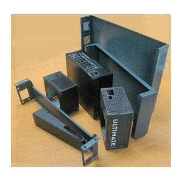 Stansning av metall gäller i elektroniska komponenter