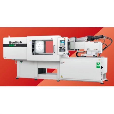 Importera avancerad Sodick-V-LINE elektrisk hybridsprutningsmaskin, ger exakt och stabil injektionskvalitet.