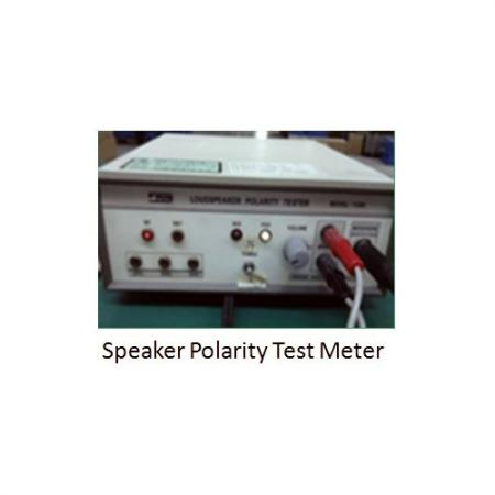 SMT喇叭极性测试仪。