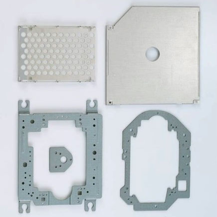 Metal Stamping - Metal Stamping apply in automotive.