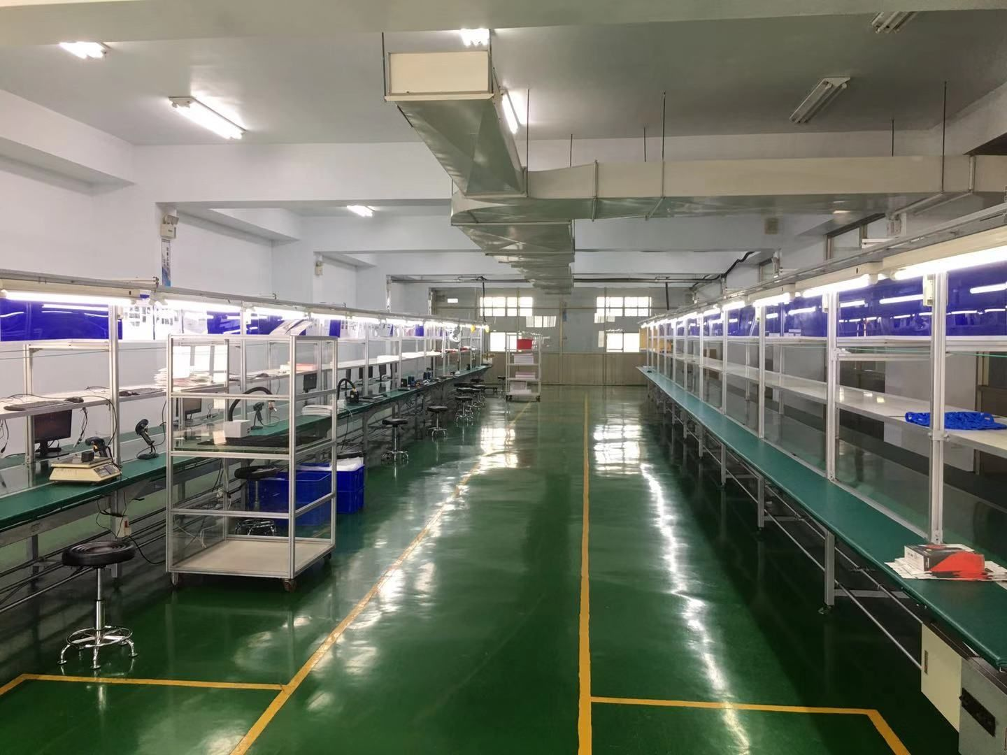 Foreshot Dayuan Factory System & Accessory Assembly Lines