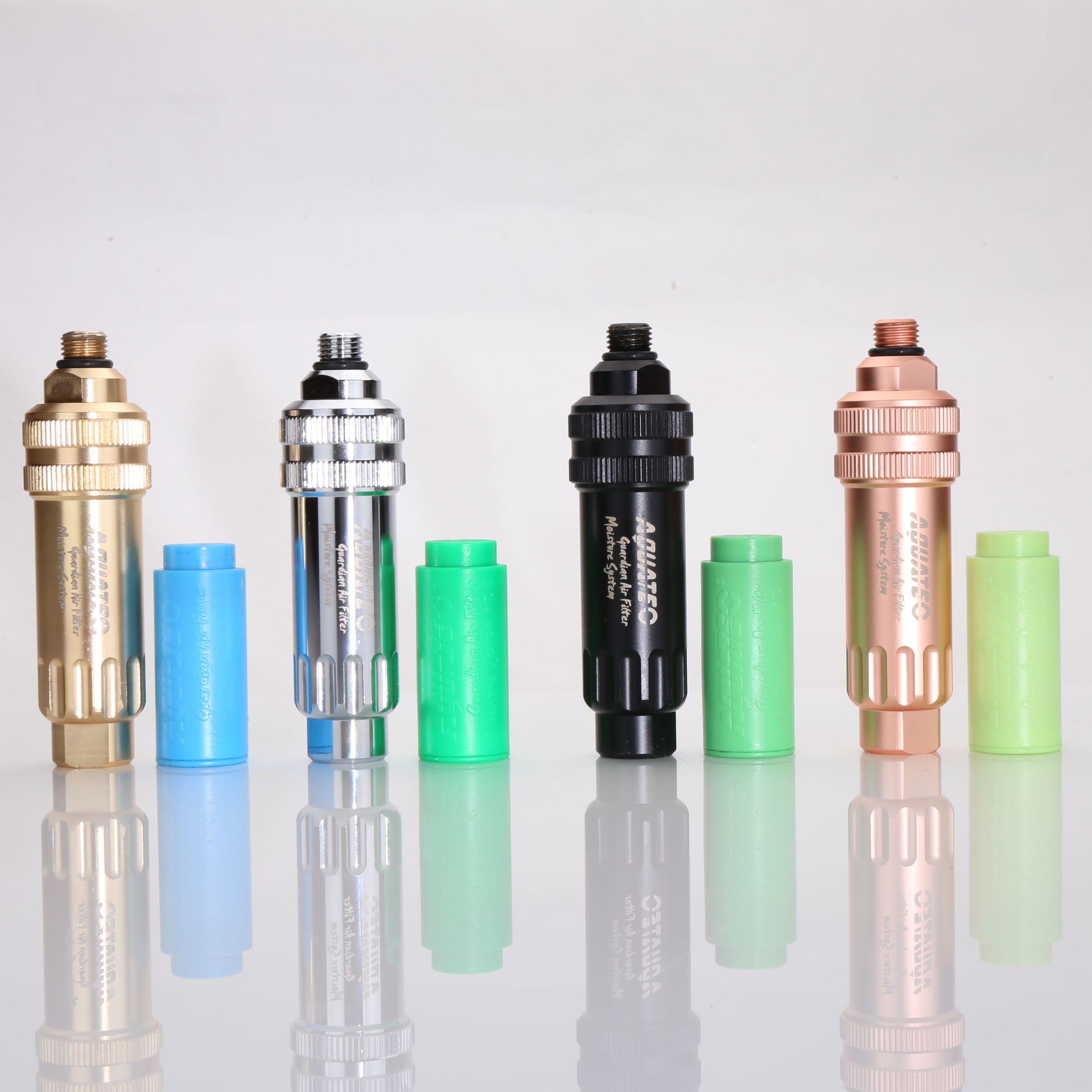 防卫者潜水气瓶空气过滤加湿器 - 水下活性碳气瓶空气清净器