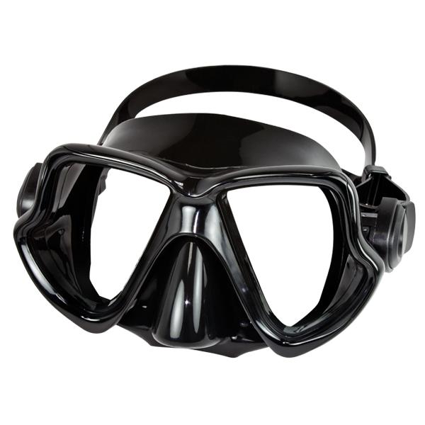 Diving Waparond Mask - MK-400(BK) Scuba Sonrkels Mask