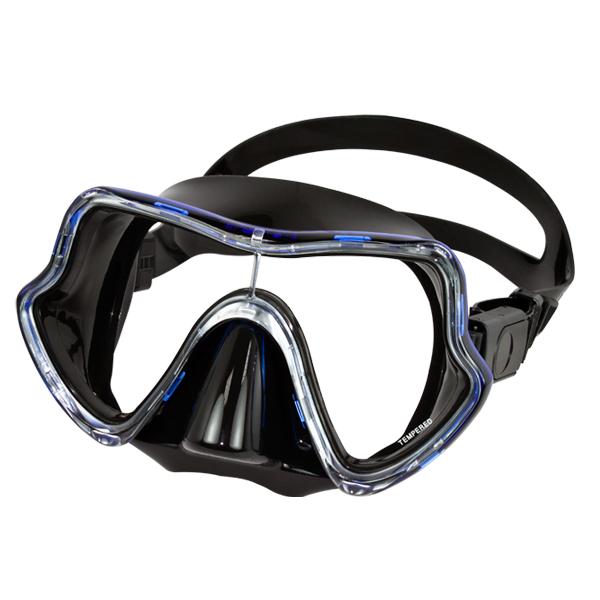 Eine Fenstertauchmaske - MK-600 (BK) Tauchsonnenmaske