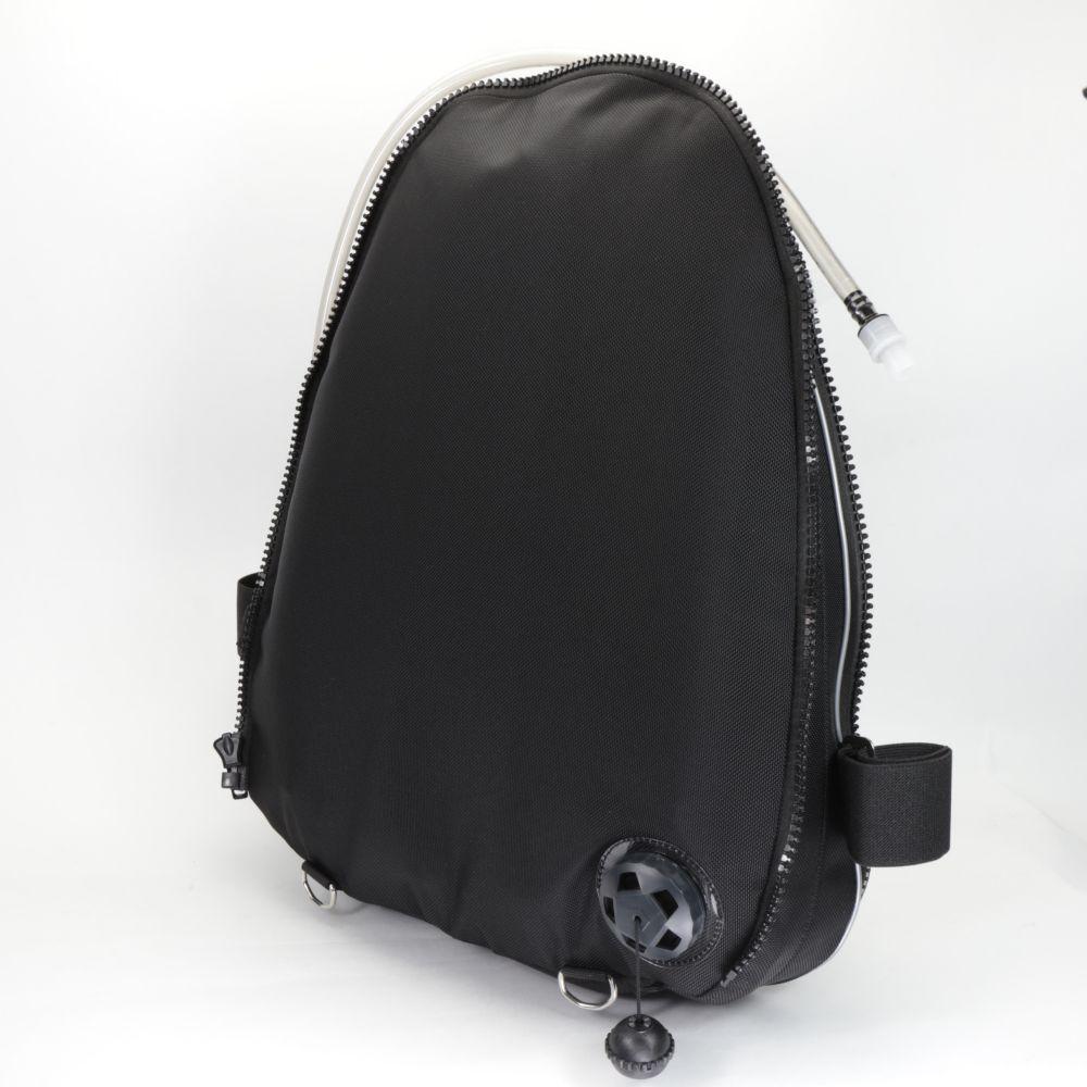 Seitlich angebracht Tauchen Sporttasche - Mein Stil Sidemount Tarier Jacket Ersatzairbag