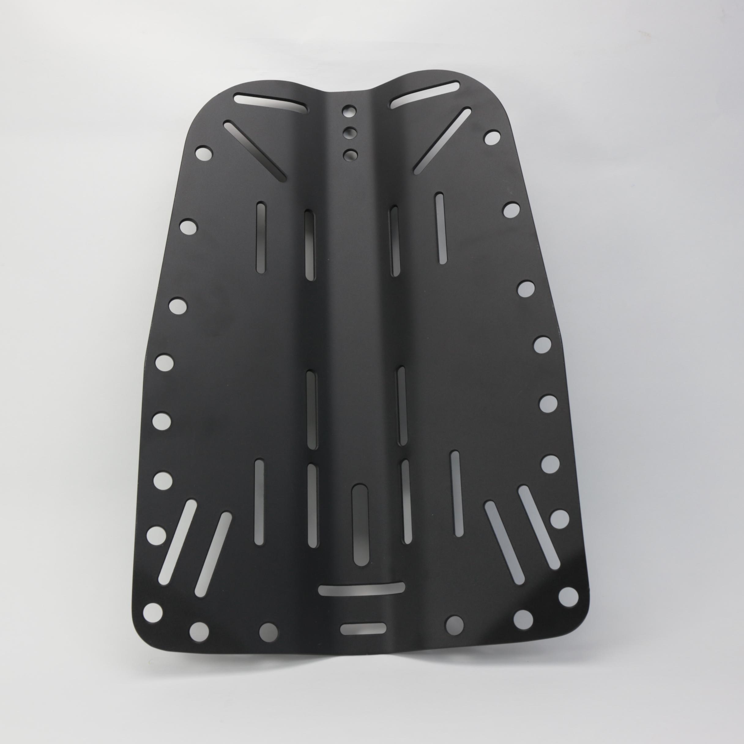 TP-900AL Scuba AL Back Pack Mount