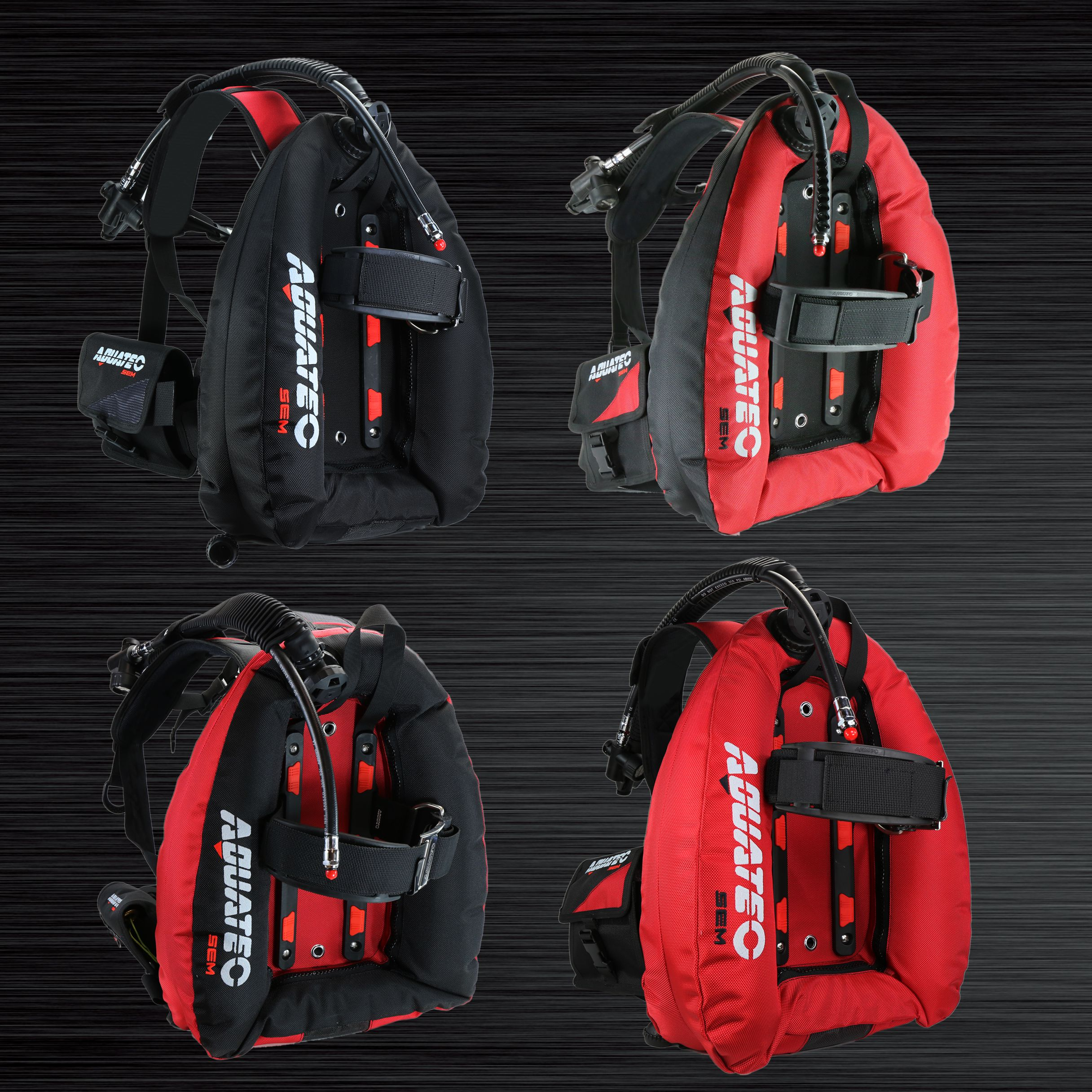 Performance Harness Mono Dount Wing - Performan Dount Wings