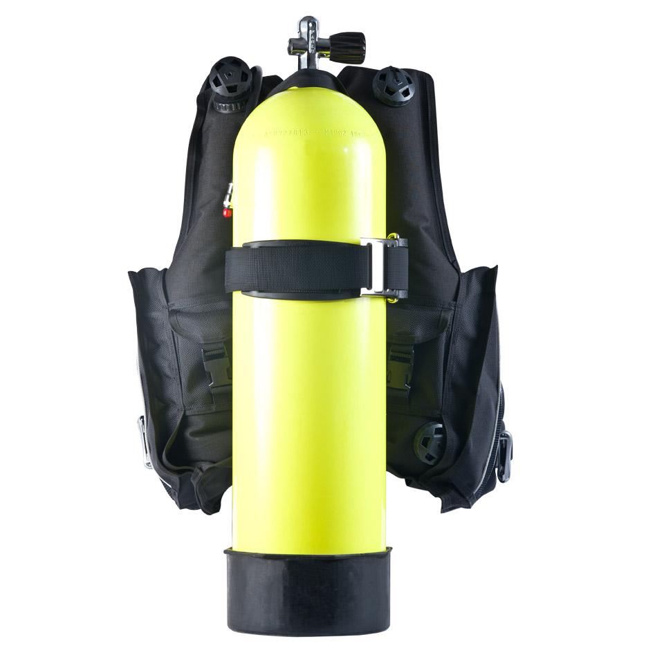 Scuba Divemaster BCD - BC-86 Scuba Diving ถังเดี่ยว