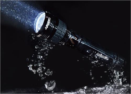 LED潛水手電筒/潛水燈