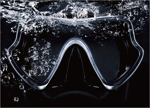 Scuba Mask, Diving Snorkel, Diving Fins
