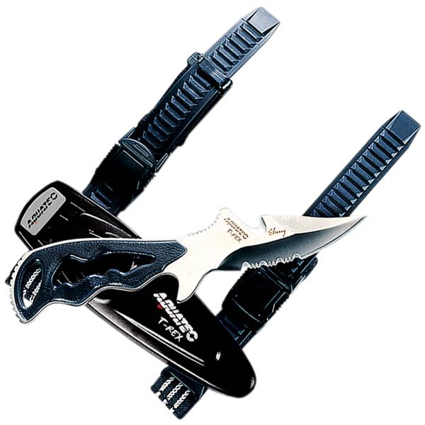 Scuba Stainless Steel Knife - KN-200K Scuba Stainless Steel Knife