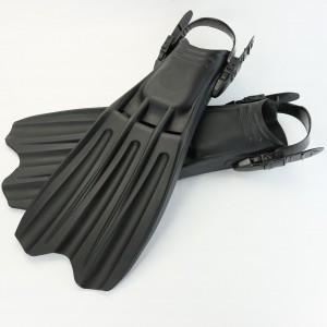 Πολύχρωμο Totem Στρατιωτικό JetFin - Aquatec Black ProLight πτερύγιο